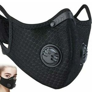 2 REUSABLE/WASHABLE MASK  W/FILTER INSERT
